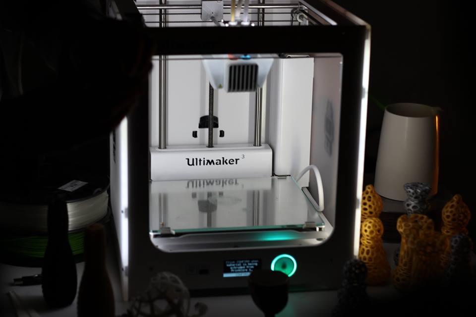 Veštine prezentacije pomogle su da Deli prostor dobije 3D štampač